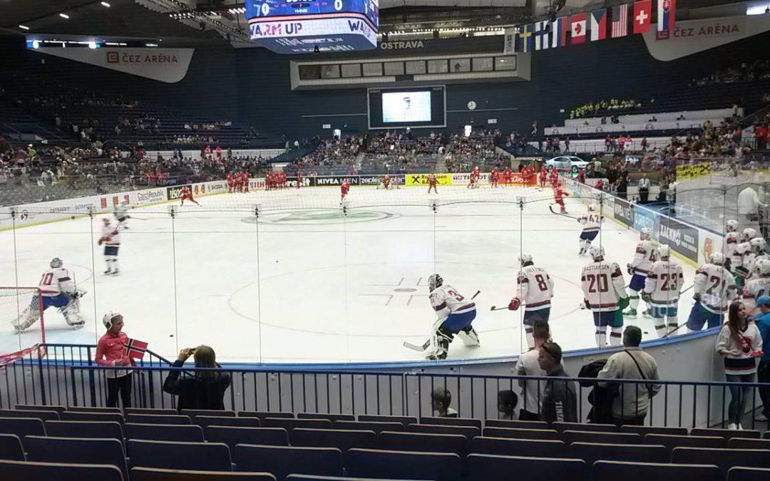 Stavebka na hokeji