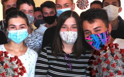 Hygienická a protiepidemická pravidla platná od 1. 9. 2021 (příkaz ředitelky č.1 k provozu školy)