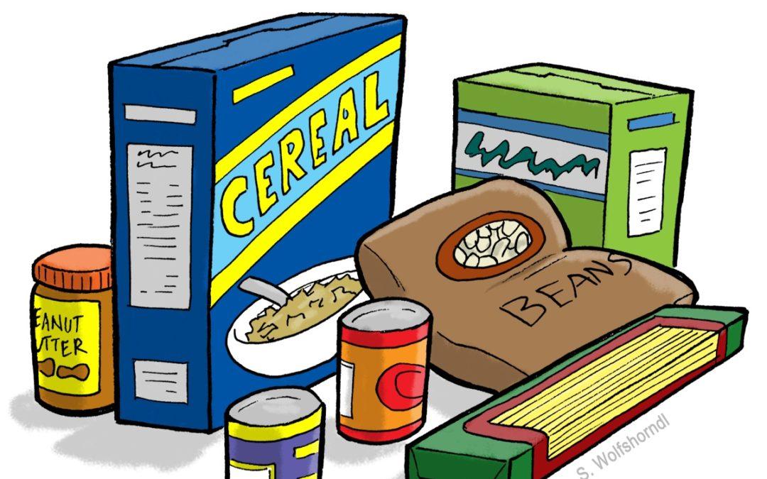 Nový termín krajské sbírky potravin!!!