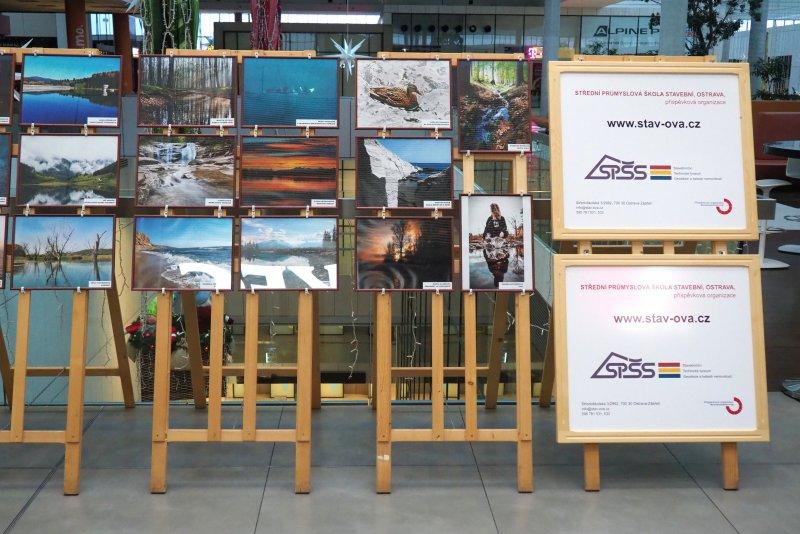 Výstava fotosoutěže 2020