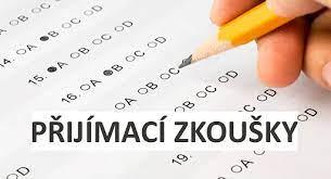 Přijímací zkoušky – vyhodnocení
